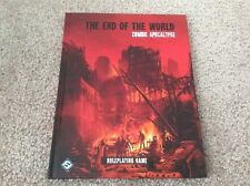 The End of the World : Zombie Apocalypse RPG (2014, Hardcover)