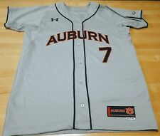 2015 Auburn Tigers Keegan Thompson Game Used Team Issued Jersey Chicago Cubs