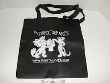 Ringtail Cafe The Confectionaries Tote Bag Scotch Swirl Yuck Indy Comic Go Green