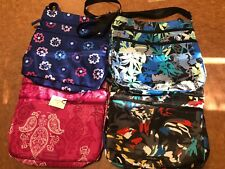 Vera Bradley - Lighten Up Triple Zip Hipster  - NWT - Retails for $58