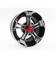 X Spede 1.9 Aluminum J Type Beadlock Wheels (4) XPBL19JW01