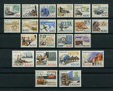 Portugal 1978 WORK TOOLS INSTRUMENTOS #1358/1379 complete set MNH, FVF