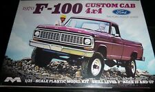 MOEBIUS 1230 1970 FORD F-100 4X4 PICKUP TRUCK 1/25 Model Car Mountain In stock!