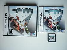Trackmania TM Jeu Vidéo Nintendo DS import