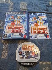 PS2 : PIPE MANIA - Completo, ITA ! Ottimo Puzzle con oltre 300 livelli