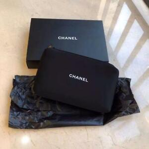 CHANEL CC Novelty Black With Pouch Limited