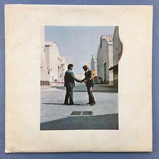Pink Floyd - Wish You Were Here - Harvest SHVL-814 VG+ Condition A1/B1C (V3)