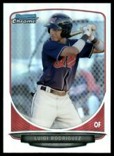 2013 Refractor Luigi Rodriguez #BCP216 RC Cleveland Indians