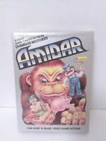 Amidar (Atari 2600, 1982) By Parker Brothers (Box Only) Fast Shipping!