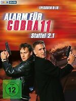 Alarm für Cobra 11 - die Autobahnpolizei: Staffel 2.1 [3 ... | DVD | Zustand gut