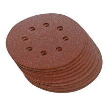 60 Haftschleifscheiben Exenterschleifer Klett 125  mm rund Korn 40 - 240 Mix