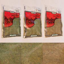 Javis Static Hairy Grass Scenery Rough Scenic Model Railway 00 N Gauge 2 6 10 mm