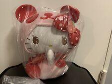 Furyu Sanrio Panda Hello Kitty Pink Strawberry Big Stuffed Plush 35cm Us Seller