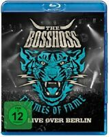 THE BOSSHOSS - FLAMES OF FAME (LIVE OVER BERLIN)  BLU-RAY  ROCK & POP  NEUF