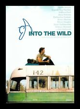 EMILE HIRSCH - INTO THE WILD AUTOGRAPHED SIGNED & FRAMED PP POSTER PHOTO