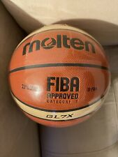 Molten Gl7X X-Series Fiba Approved Indoor Basketball Size 7