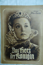 Illustrierter Film Kurier -- Das Herz der Königin- Zarah Leander  - Nr. 3143 -