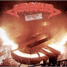 """KROKUS """"HARDWARE"""" CD 9 TRACKS NEW+"""