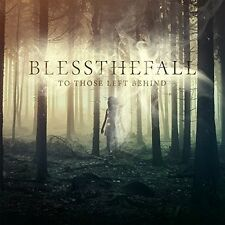 To Those Left Behind - Blessthefall (2015, CD NIEUW)