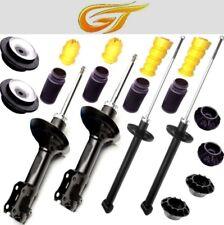 PREMIUM 4 amortiguador presión gas + cojinete + GUARDAPOLVOS - > VW GOLF 2 / 3 /