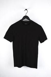 Original Givenchy Men Crew Neck Black Shirt size L