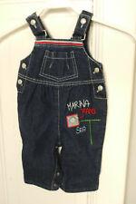 SIGIKID Latzhose Jeans Hose Jungen Blau Gr.62 (HG172)