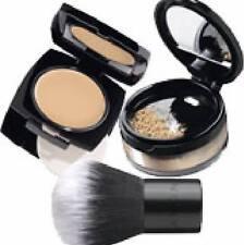 Avon Face Pack - Foundation (Nude) Powder (Nude) & Kabuki Brush (New & Boxed)