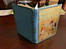 Dorothy and the Wizard in Oz ~ 1st/1st  ~ Frank Baum ~ Wizard of Oz ~ vintage
