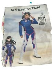 halloween costumes kids girls Large Overwatch Size 10-12