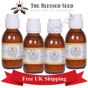 Black Seed Oil Mild Cold Pressed Nigella Kalonji - 400 ML (Great Price)
