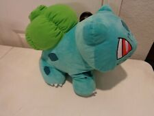 Pokemon Build a Bear - Bulbasaur - BAB Plush Authentic Workshop