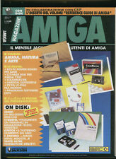 AMIGA MAGAZINE 44 kcs pc power board a600,zyxel u1496e,colormaster,cdtv 1993
