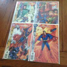 DC COMICS SUPERMAN RETURN TO KRYPTON II PARTS 1 2 3 4 ISSUE 184 606 128 793