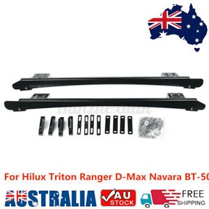 Roof Rack Brackets Roof Channel Kit for Hilux Triton D-Max Ranger Navara BT50