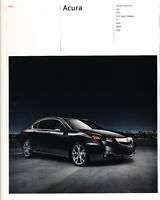 2013 Acura 38-page Car Sales Brochure Catalog - ILX TSX Wagon TL RDX MDX ZDX