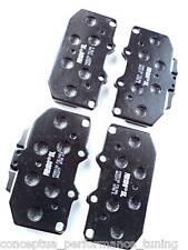 Ferodo Quality Front Brake Pads- For 89- Z32 300ZX VG30DETT