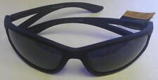 LOT of 5 Black Frame Dark Tinted Sunglasses 400UV Loftus Mello Collection 2610-E