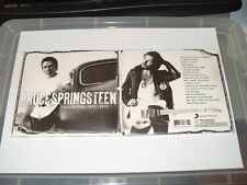 Bruce Springsteen Collection 1973-2012  Best Of 18 Tracks cd  New