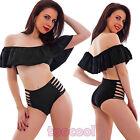 Bikini femme maillot de bain mer deux pièces dos chair sexy neuf DY7612