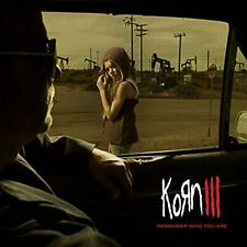 Korn - Remember Who You Are: Korn III [CD]