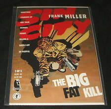 FRANK MILLER The Big Fat Kill Comic #1 SIN CITY