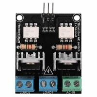 RobotDyn Ac Light Dimmer Module,2 Channel,3.3v/5v Logic,Ac 50/60hz,220v/11 K7U6