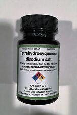 Tetrahydroxyquinone disodium salt, 98% by complexometric, Redox indicator, 25g