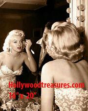 "Marilyn Monroe~Hair Salon~Spa~Color~Photo~Decor~Stylist~Poster~16""x 20"""