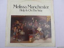Melissa Manchester – Help Is On The Way LP Aus Vinyl M