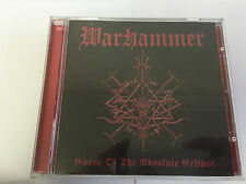 Warhammer - Curse Of The Absolute Eclipse (2002) GERMAN PRESS CD - MINT