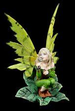 Hadas Figura JOLIE hace pompas de jabón - ELFO pequeño verde dulce de colores