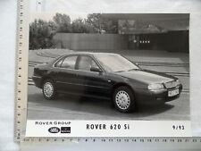 Foto Fotografie photo photograph ROVER 620 Si 9/93 2 SR420