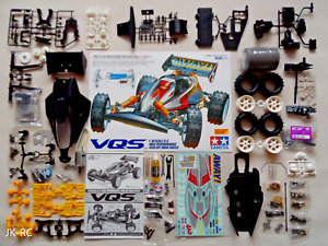 Choice Of New Genuine Tamiya Spare Parts For '2020 Tamiya VQS Vanquish 58686'