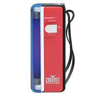 Chauvet DJ NVF-4 Battery Powered Handheld Flashlight UV Blacklight
